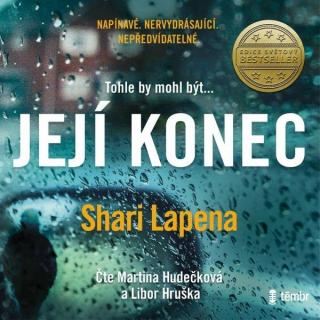 Její konec - Lapena Shari [Audio-kniha ke stažení]
